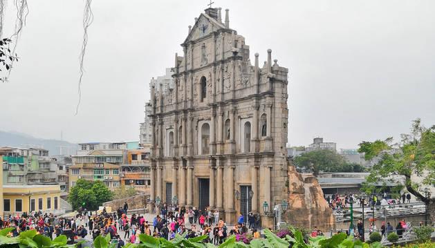 Església de Sant Pau a Macau