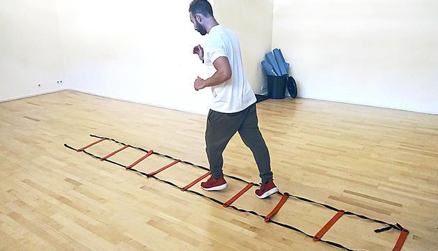 1. 'Running' amb escales de coordinació