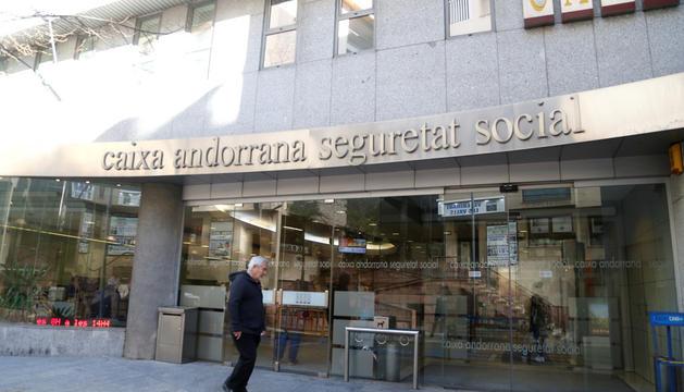 Seu de la Caixa Andorrana de Seguretat Social (CASS).