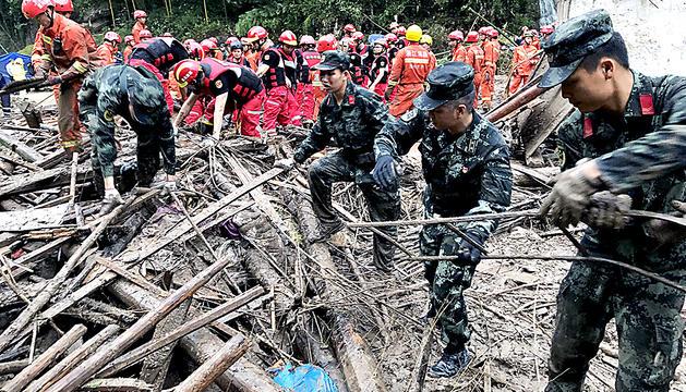 El tifó Lekima és el més potent a la Xina des del 2014.