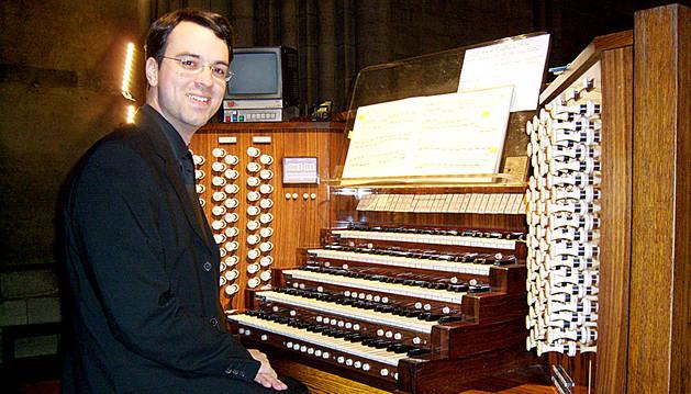 Concert d'orgue a Andorra la Vella