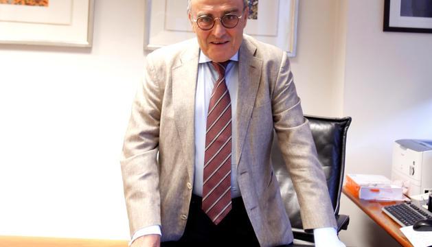 L'ambaixador espanyol a Andorra, Àngel Ros.