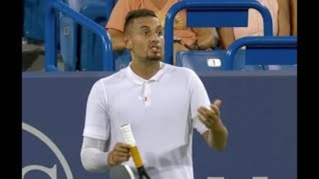Un jugador antiesportiu