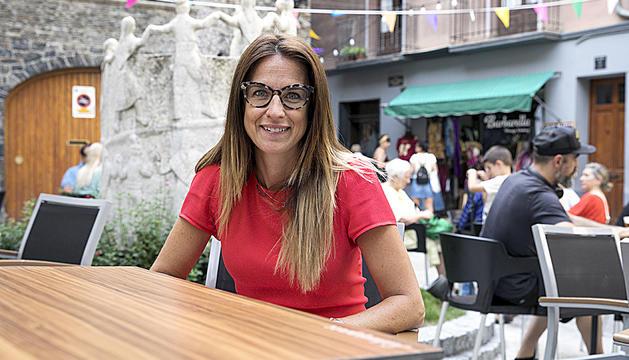 """Sílvia Riva prioritza """"els moments en família, amb qui vols estar"""", que els llocs on vas."""