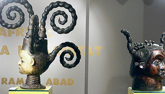 Art africà al Centre d'Art d'Escaldes