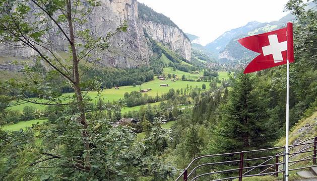 Vall de Lauterbrunnen, Suïssa
