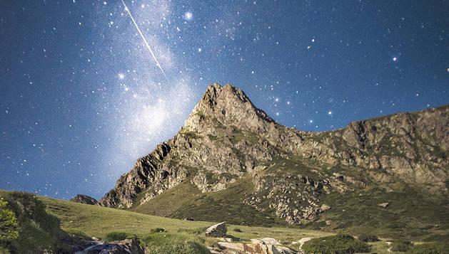 La imatge de les estrelles