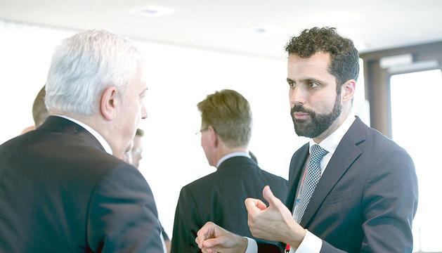 Iago Andreu és el nou primer executiu del col·lectiu que agrupa bona part del teixit empresarial.