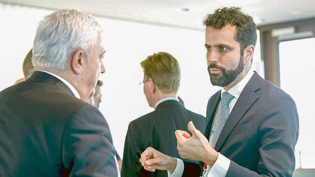 Entrevista amb Iago Andreu nou gerent de la CEA