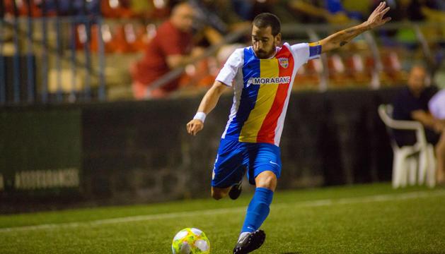 Cristian 'Kiki' Martínez.