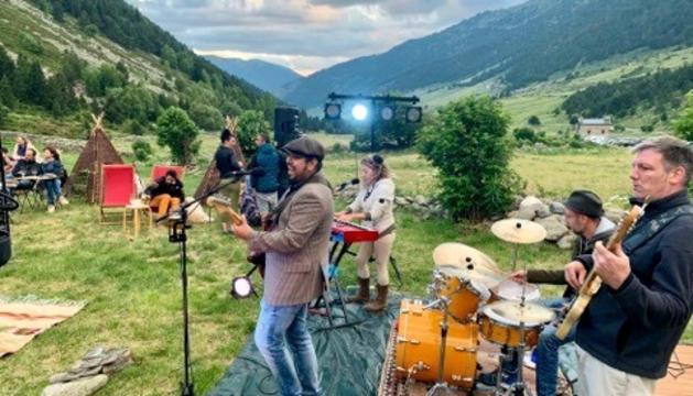 Nova edició de 'Blues Night' a Canillo