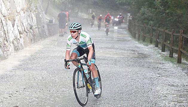 La calamarsada porta l'èpica al final de la Vuelta