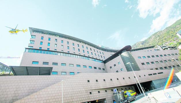 Les autoritats franceses també aposten perquè l'hospital estigui a la xarxa de centres pirinencs de cooperació en urgències.