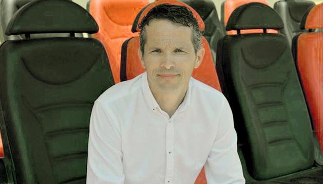 Xavier Bartolo, entrenador del Nàstic de Tarragona, proper rival de l'FCAndorra a la lliga.