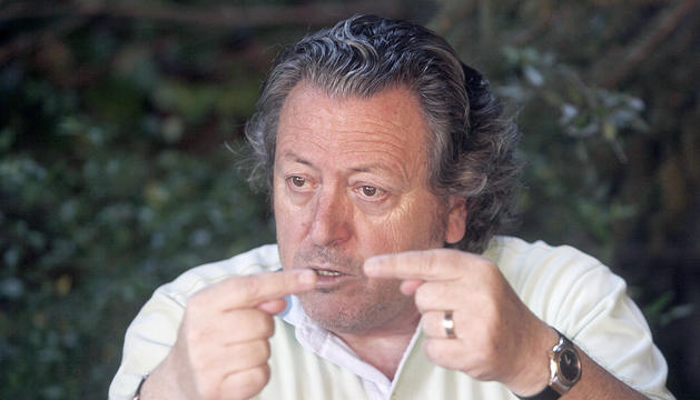 Enric Dolsa aspira a tornar a ser cònsol major d'Ordino.