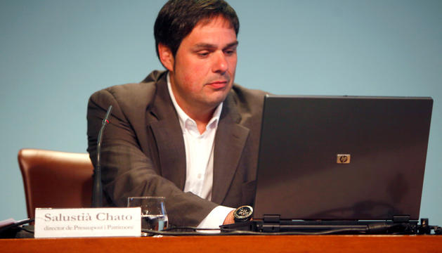 Chato va seguir fent de delegat arbitral quan havia garantit que no en faria més.