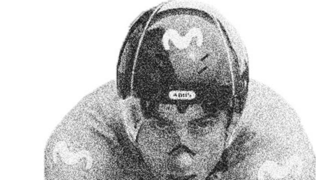 El ciclista Carlos Verona