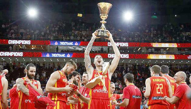 Espanya va guanyar el Mundial per segona vegada.