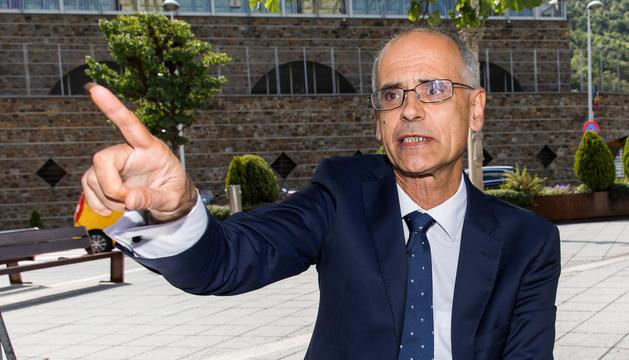 Toni Martí. Primera entrevista de l'excap de Govern des de les eleccions generals.