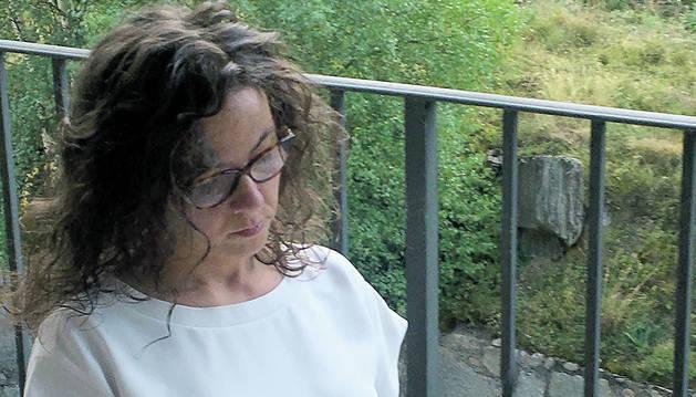 La consellera general del PS, Judith Salazar, és una apassionada de la lectura des de petita