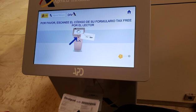El nou sistema per demanar la devolució del 'tax free' n'ha facilitat el retorn.