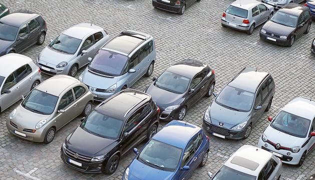Al setembre han pujat les vendes de cotxes de gasolina i gasoil.