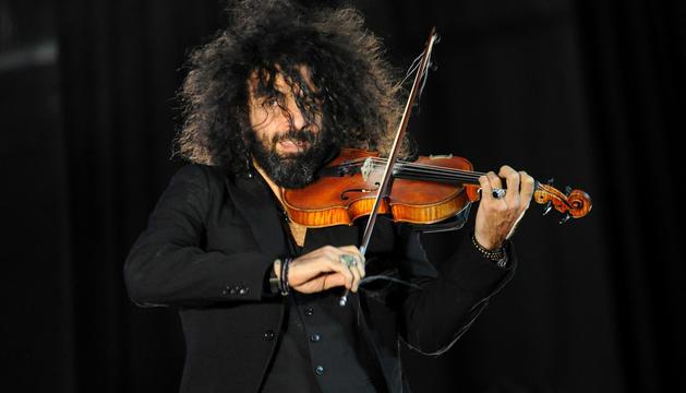 Ara Malikian, al festival Ordino Clàssic