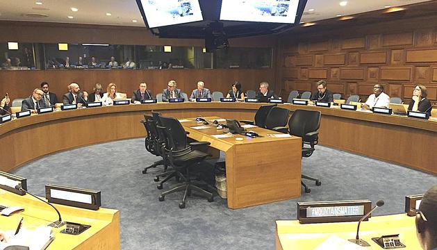 Andorra va explicar a l'ONU la feina realitzada per adaptar el sector agrícola i ramader.