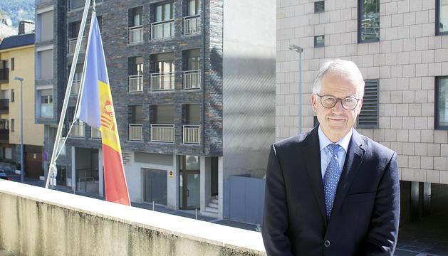 Piqué és optimista respecte als resultats de la negociació del conveni col·lectiu del SAAS.