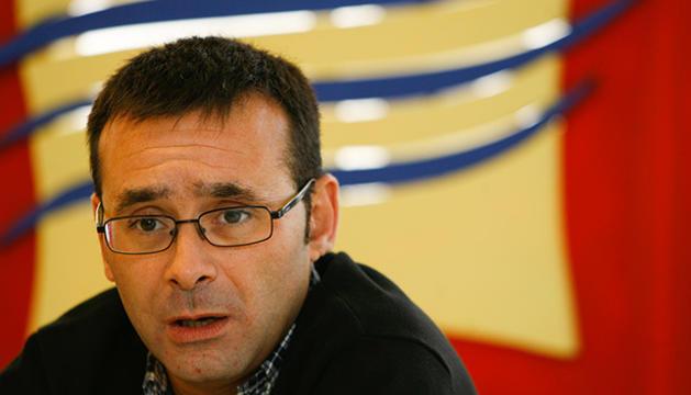 L'exentrenador del Bàsquet Club River Andorra, Joan Carles Pié