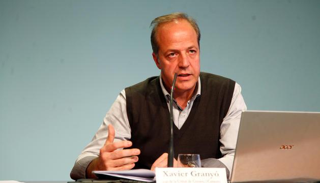 Xavier Granyó, president de la Cambra de saigs.