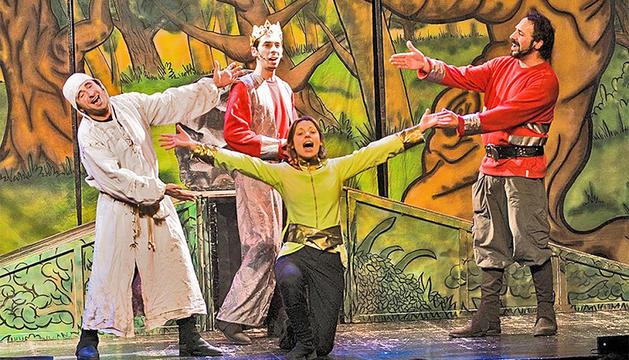 'El mag Merlí', en clau de musical
