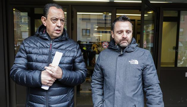 Torra i Adran han presentat una demanda a la Batllia aquest matí