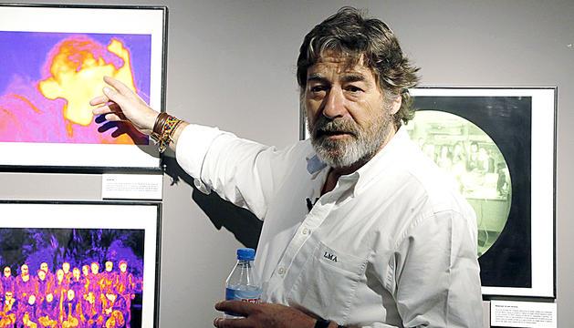 La fotografia científica de Luis Monje