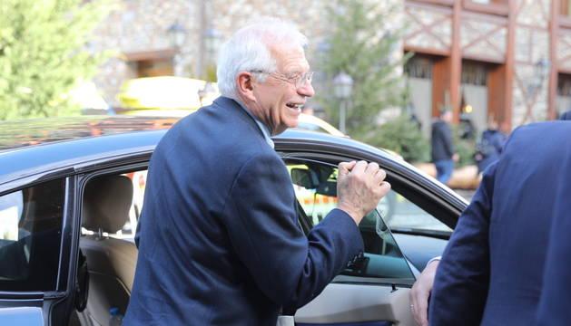 El ministre d'Afers Exteriors espanyol, Josep Borrell