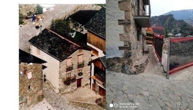 Casa Trenella, inclosa al catàleg de béns comunals.