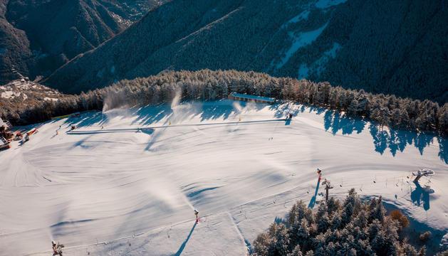 Les pistes de Vallnord-Pal Arinsal obriran el 30 de novembre