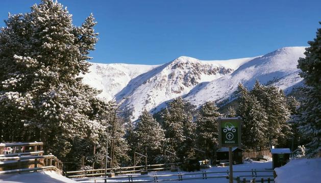 L'estació d'esquí