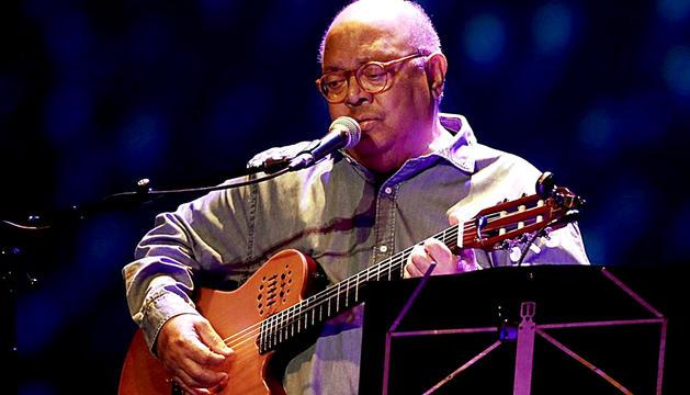 Pablo Milanés tocarà a l'Auditori el 28 de febrer.