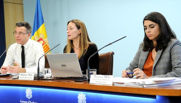 El nou servei se centralitzarà al centre d'atenció primària de Santa Coloma.