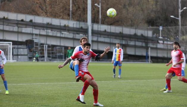L'FC Andorra guanya al Lleida