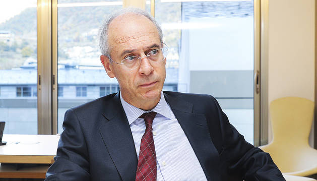 José Luis Dorado, conseller i director general de Vall Banc.