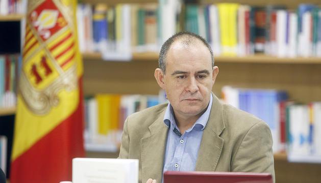 Bonales, que en ja va rebre el Principat d'Andorra de recerca històrica.