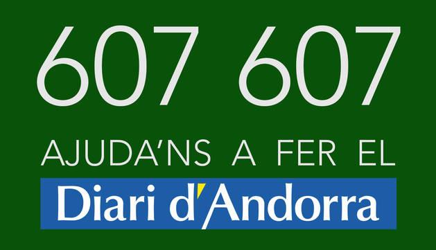 Ajuda'ns a fer el Diari d'Andorra
