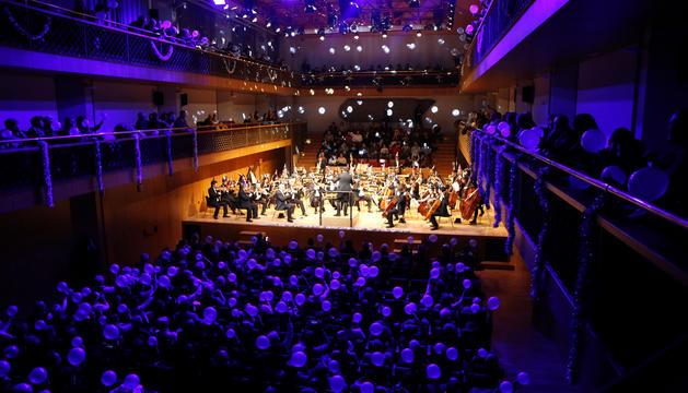 L'últim concert de Cap d'Any.