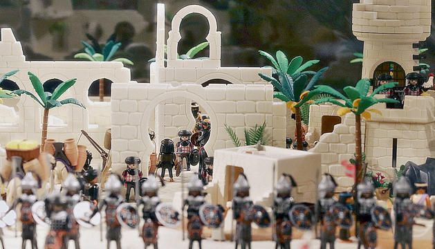 L'univers Playmobil, al Centre d'Art