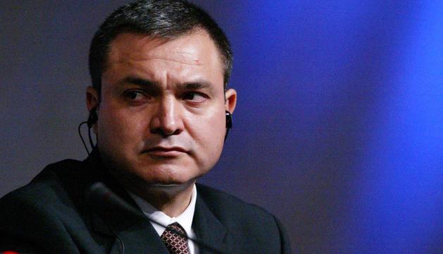 L'exsecretari de Seguretat de Mèxic Genaro García.