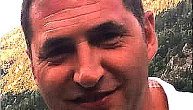 Alexis Andreu, un dels aficionats que exposen al CAEE.