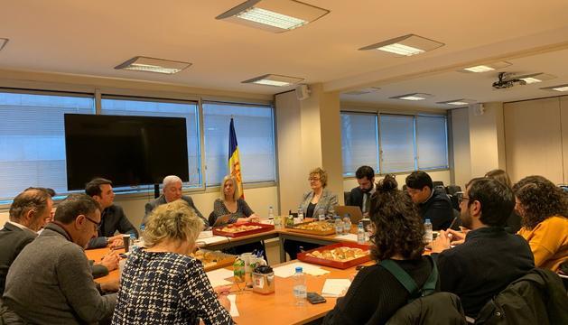 La CEA ha celebrat un esmorzar de Nadal amb la premsa
