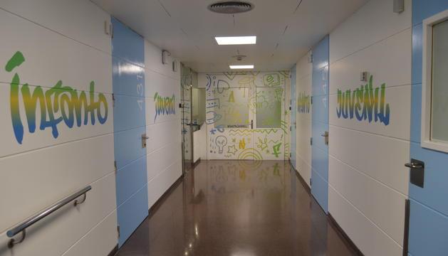 La nova imatge de la unitat psiquiàtrica infantojuvenil